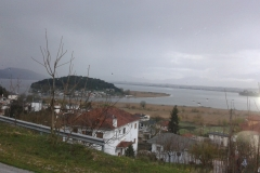 Η θέα από το όμορφο ξενοδοχείο μας Amfithea